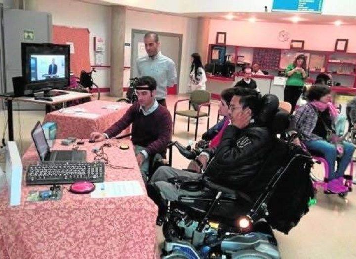 La empresa malagueña Eneso lanzará este año una nueva tecnología para personas con discapacidad sensorial