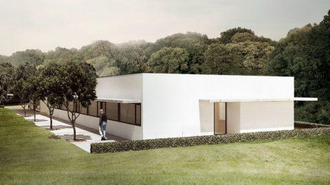 residencia Fundación Amancio