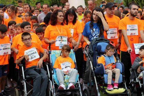 Carrera por la Discapacidad