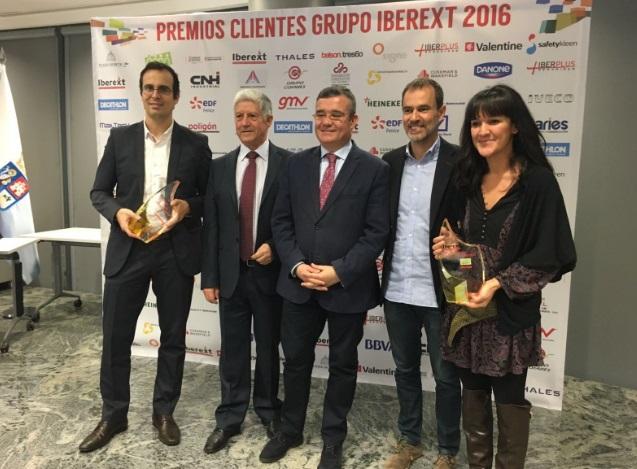El Grupo Iberext entregó en Arganda sus premios 2016