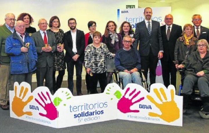 BBVA España apoya 176 proyectos solidarios elegidos por sus trabajadores