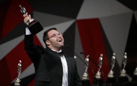 Paco de la Fuente, el primer actor con Síndrome de Down que gana un Ariel