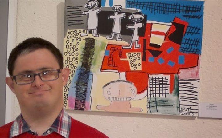 Ibercaja colabora en el VI concurso de pintura y escultura para personas con discapacidad