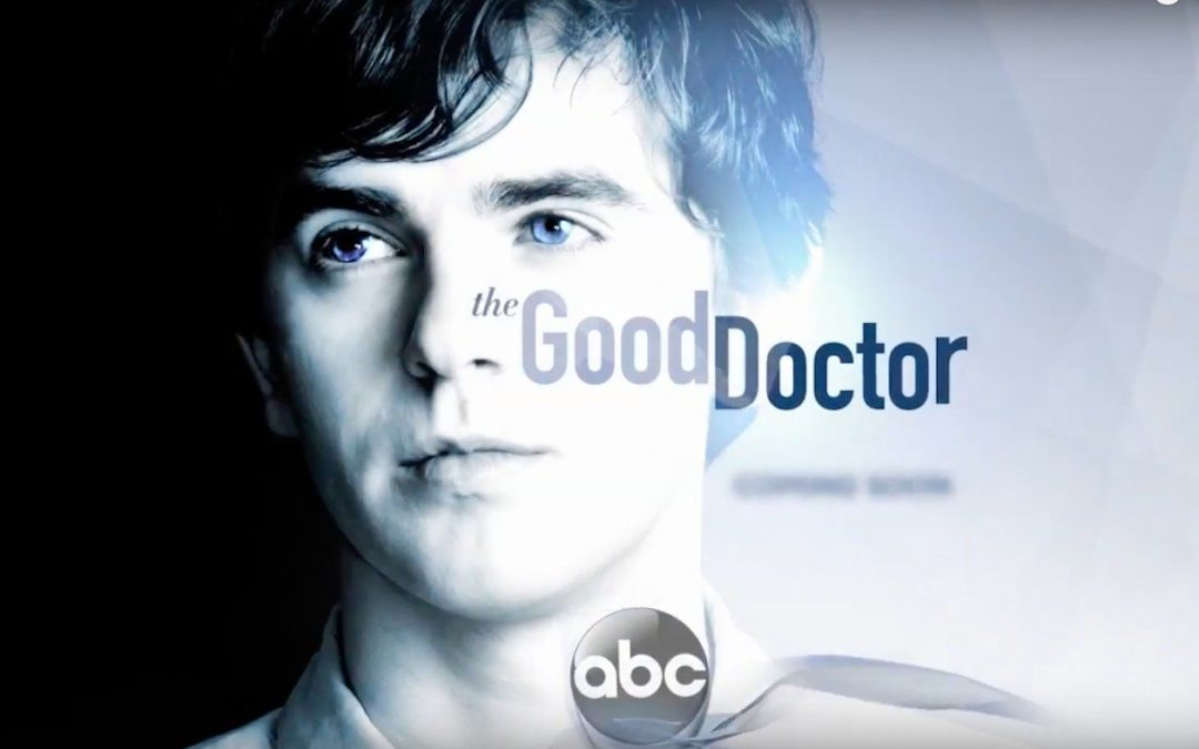The good doctor 2017 original poster 6
