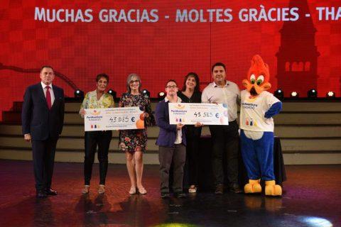 La VII Cena Solidaria de la Fundación PortAventura recauda más de 87.000 euros