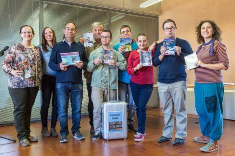 El Ayuntamiento de Zaragoza incorpora libros de lectura fácil en sus bibliotecas