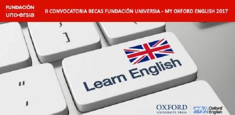 Banco Santander y Fundación Universia Becas My Oxford English