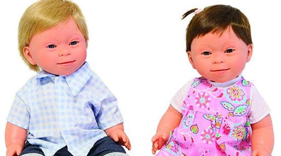 La Juguetería Hop´Toys lanza muñecos con Síndrome de Down para sensibilizar a grandes y chicos