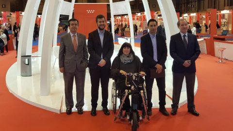 La Comunidad de Madrid destina un millón de euros a la inserción sociolaboral de personas con discapacidad