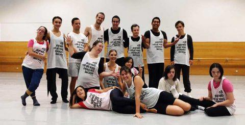 Finalizado el taller de danza inclusiva de Plena Inclusión Madrid y Fundación Repsol.