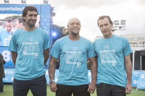 Fundación Sanitas rompe el récord en la octava semana del deporte inclusivo