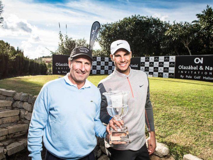 Olazábal y Nadal organizan un torneo de golf benéfico en favor de jóvenes con discapacidad intelectual y refugiados