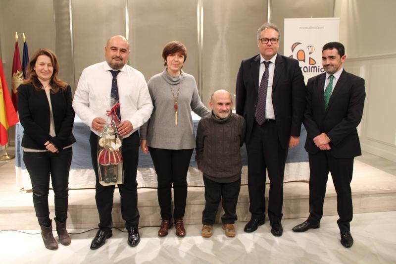 El premio Emilio Gavira a la integración laboral ha recaído en el Grupo Tecnove