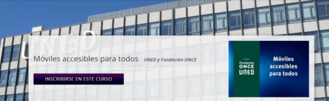 El canal formativo de Fundación ONCE ofrece un curso online sobre móviles accesibles para todos
