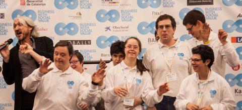 Chefs con 20 estrellas Michelin organizan un almuerzo para contratar a personas con discapacidad