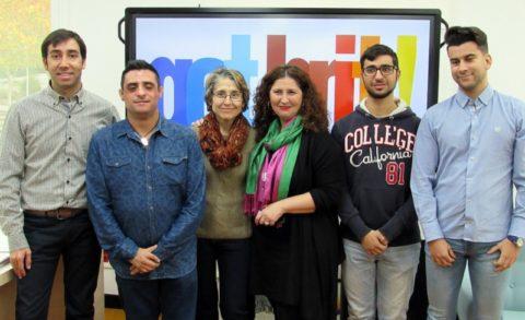 Get brit! contrata a personas con discapacidad como conserjes para cuatro de sus Escuelas Municipales de Idiomas