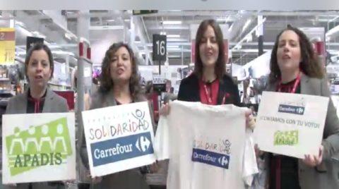 APADIS necesita tu voto. ¡Haz real su proyecto con la Fundación Carrefour!