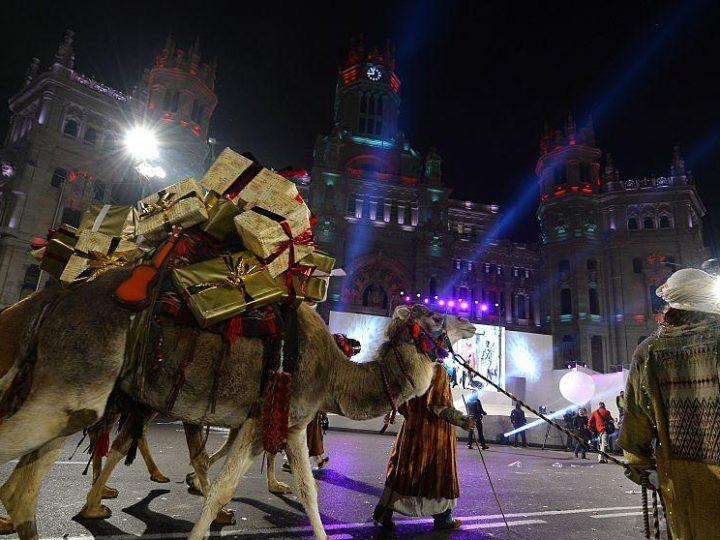 La cabalgata de Reyes en Madrid tendrá seis zonas para personas con discapacidad