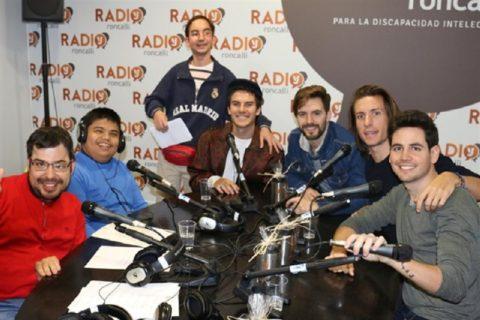 Dvicio con las personas con discapacidad intelectual en Radio Roncalli