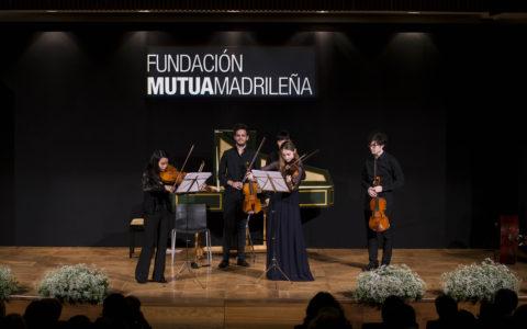 La Fundación Mutua Madrileña dona la recaudación de sus conciertos a cuatro ONG elegidas por sus mutualistas