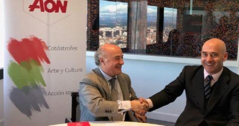 Colaboración entre la Fundación Aon y Deporte & Desafío por la discapacidad