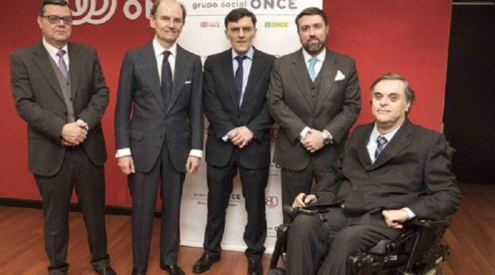 Talgo, Fundación Talgo y Fundación ONCE trabajarán para mejorar la accesibilidad en el transporte ferroviario