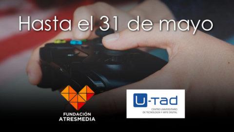 Nuevas becas de la Fundación Atresmedia y U-tad para formar a personas con discapacidad