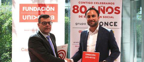Banco Santander se compromete con la educación inclusiva