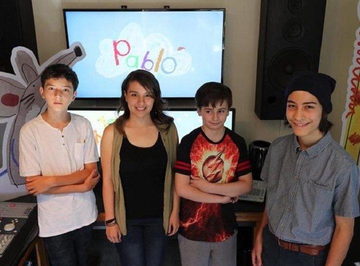 Nat Geo Kids estrena Pablo, primera animación protagonizada por jóvenes con trastorno del espectro autista