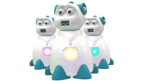 Aisoy desarrolla un robot con inteligencia art. para ayudar a niños con TEA