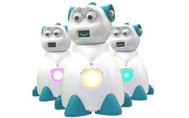 Aisoy desarrolla un robot con inteligencia artificial para ayudar a niños con autismo