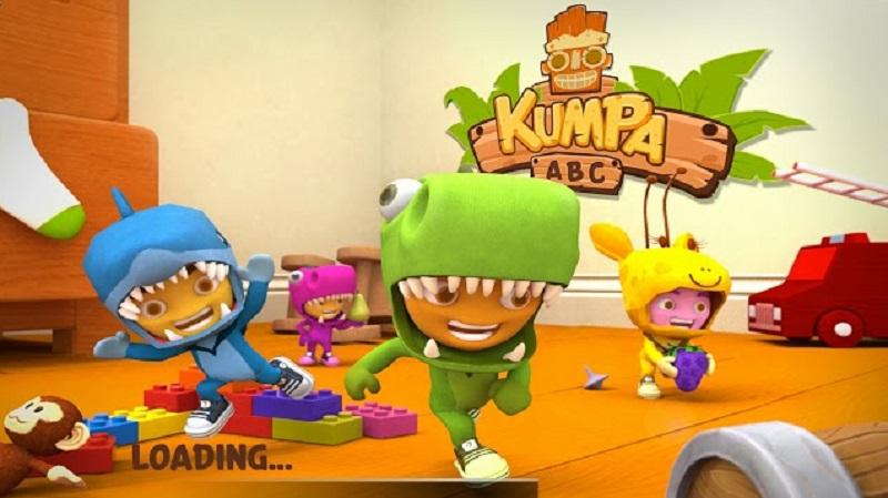 Kumpa, un videojuego para niños con discapacidad intelectual.