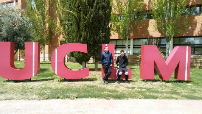 Universidad Castilla-La mnacha