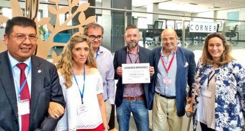 Cadena de Valor premiada en la I Jornada de Emprendedores del Ayuntamiento de Madrid