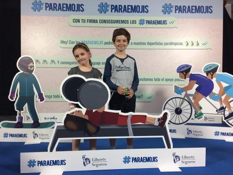 Liberty Seguros lanza la campaña #PARAEMOJIS: la iniciativa para incluir 28 emojis de deportistas paralímpicos