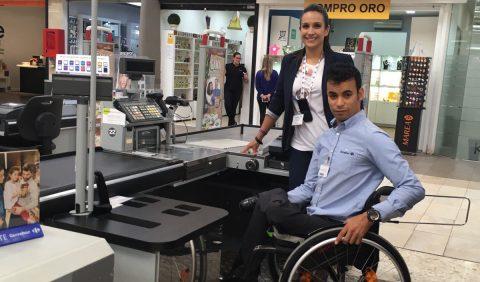 Bankia y Fundación Integra unidos para dar oportunidad laboral sin barreras a personas con discapacidad