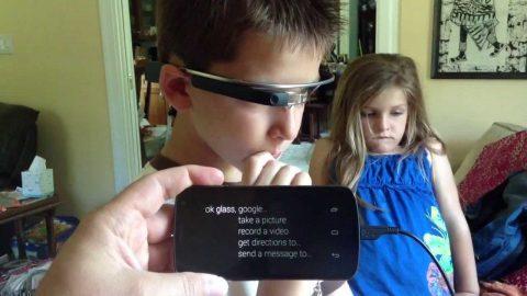 'Google Glass'