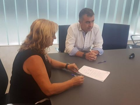 Villaquilambre y la Fundación Carriegos firman un nuevo convenio de colaboración