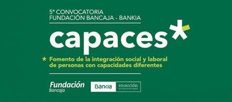 5ª Convocatoria Fundación Bancaja - Bankia CAPACES