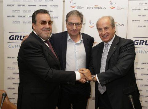 Grupo Siro apoyará a los paralímpicos españoles en su camino hacia tokio 2020
