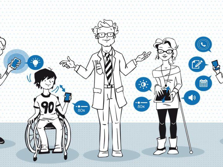 """""""Tecnología para Todos"""" la nueva web de Samsung especializada en accesibilidad"""