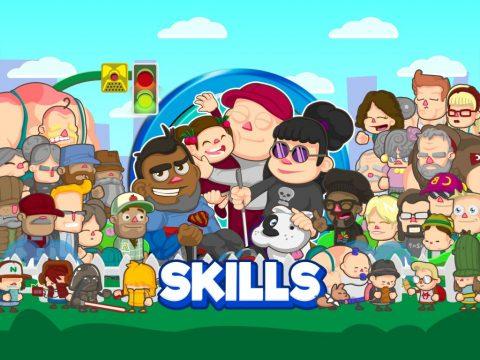 Skills, el videojuego inclusivo patrocinado por Rijk Zwaan y Bankia