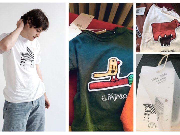 Los diseños de Jaime un jóven con autismo ya están en Zara