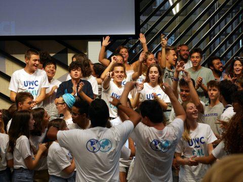 Dos jóvenes con discapacidad participarán en el programa ActionxPeace
