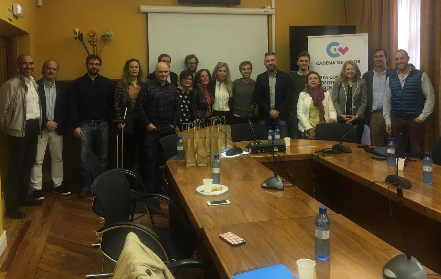 Emprendedores responsables desayuno por la discapacidad for Vivero alcobendas