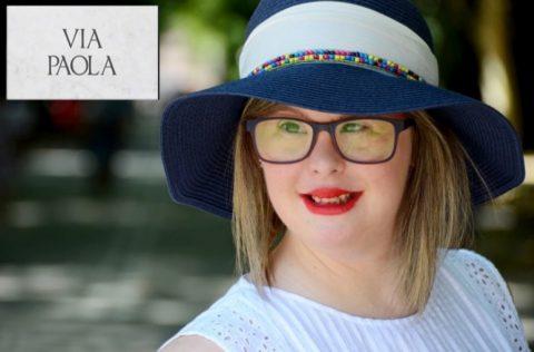 Paola Torres: De modelo con Síndrome de Down a asesora de imagen