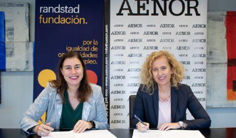 AENOR mejorará la empleabilidad de personas con discapacidad