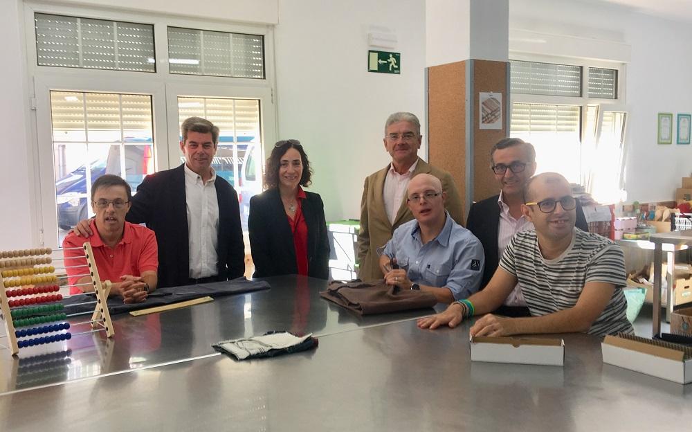 Europac genera una Cadena De Valor con Alenta para mejorar la calidad de vida de sus mayores.