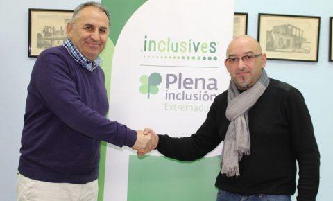 Inclusives y La Zarza impulsan el empleo de personas con discapacidad