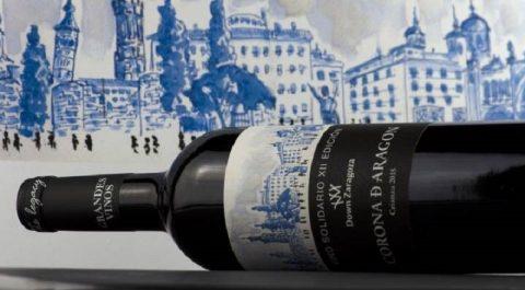 Grandes Vinos y Fundación Down Zaragoza lanzan la campaña del vino solidario en su duodécima edición